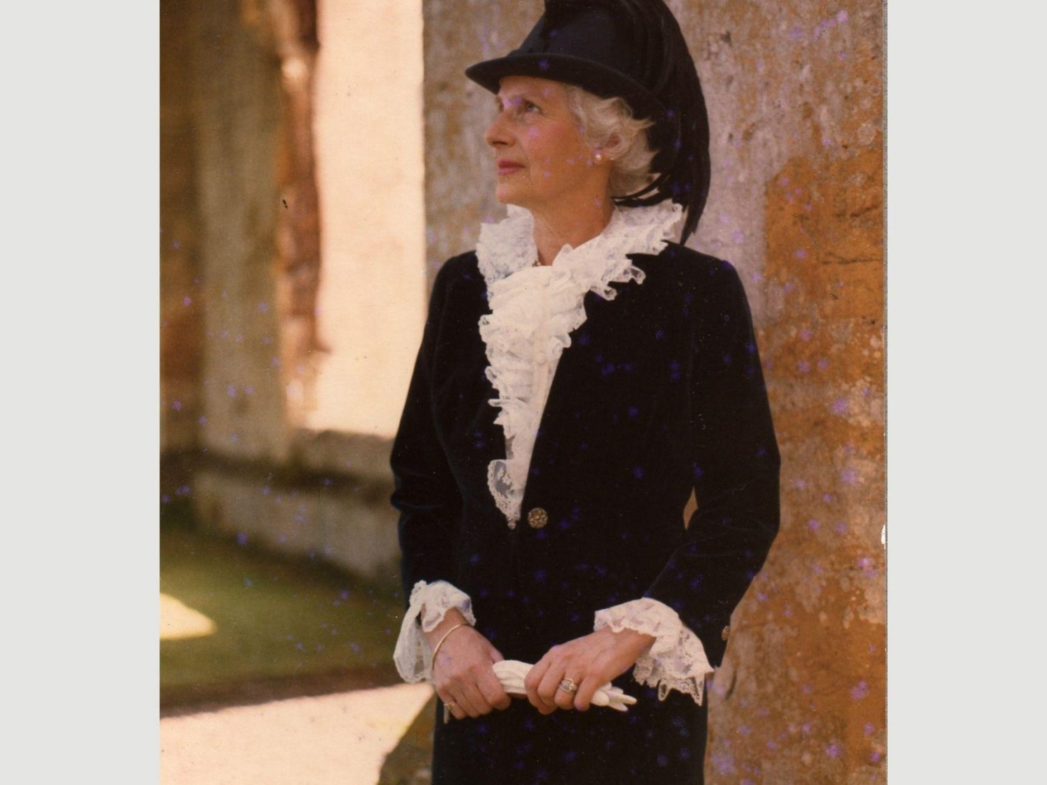 Mary Dent-Brocklehurst, High Sheriff of Gloucestershire at Sudeley