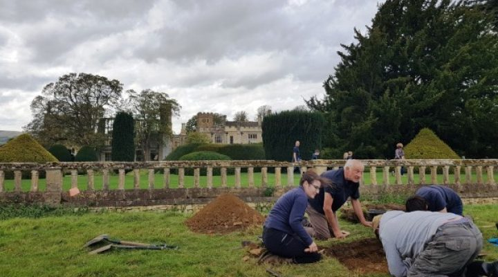 Image for Help needed to unearth one of England's last surviving Tudor gardens