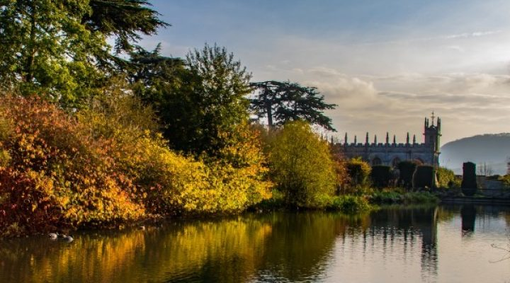 Image for Sudeley Castle named among the UK's top gardens
