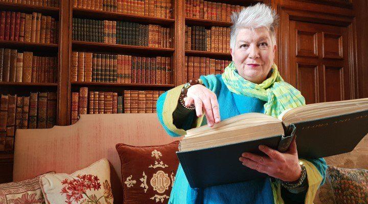Image for New storyteller in residence for Sudeley Castle