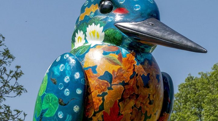 Image for Kingfisher Trail at Sudeley Castle