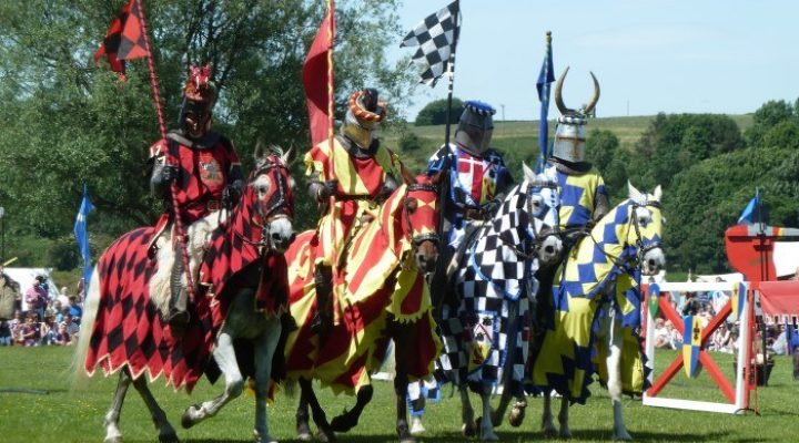 Image for Sudeley Castle announces its search for official junior knights