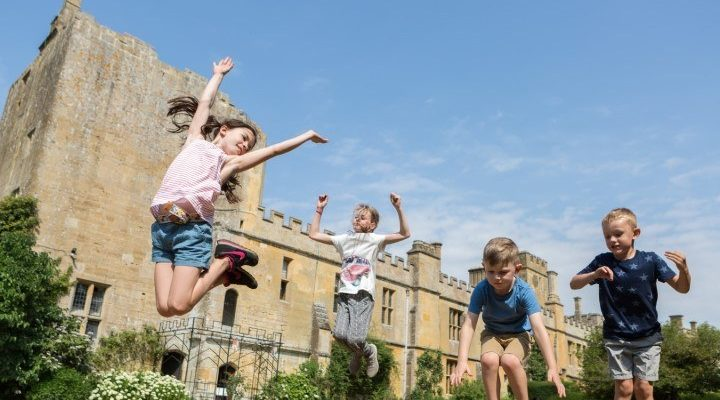 Image for Summer fun at Sudeley Castle