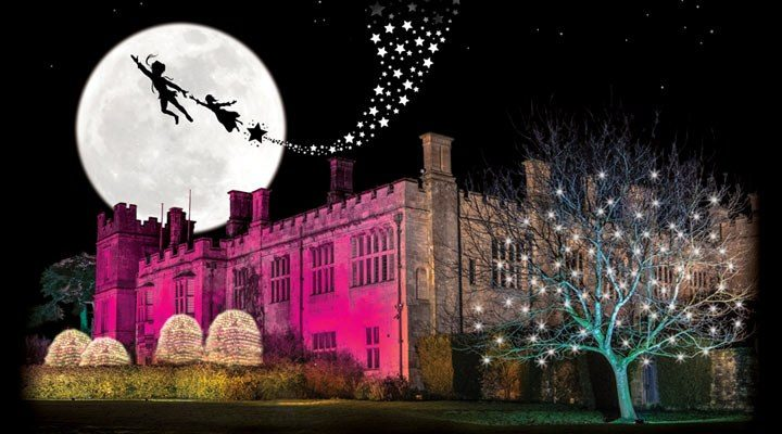 Image for Early bird ticket offer for Christmas Spectacle of Light at Sudeley Castle