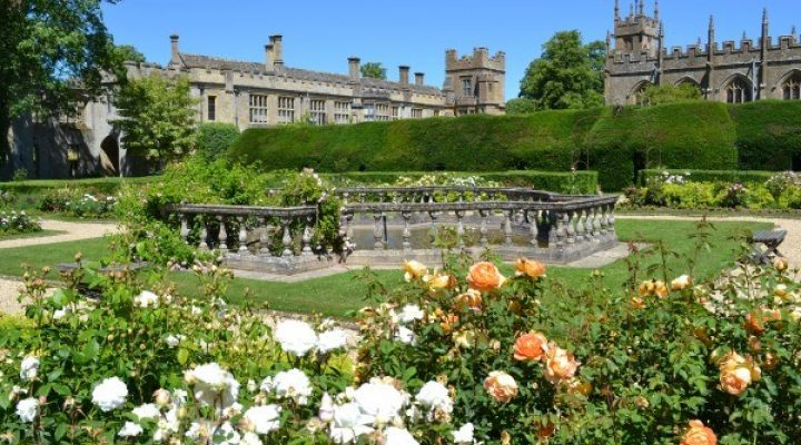 Image for Sudeley Castle embraces the summer season with the opening of the historic Castle Rooms