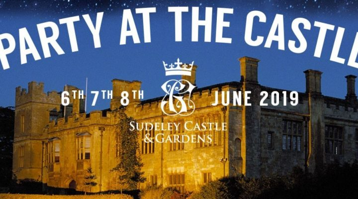 Image for Further acts revealed for Party at the Castle