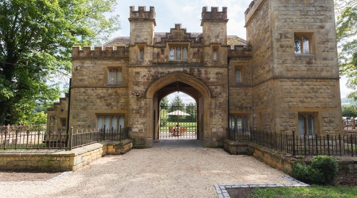Photograph of Castle Gatehouse