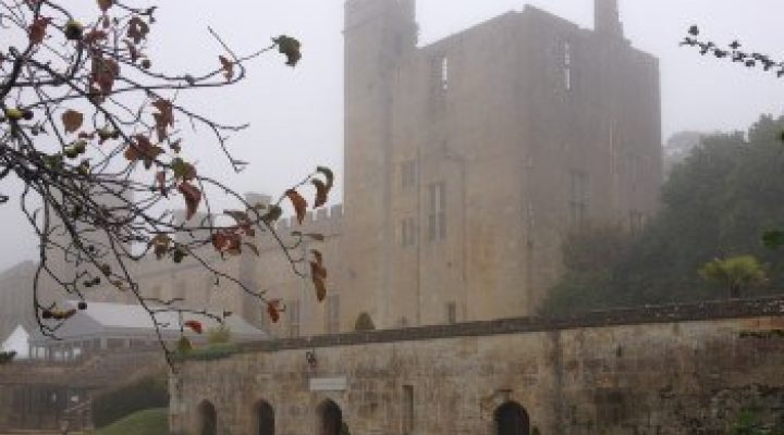 Halloween at Sudeley Castle