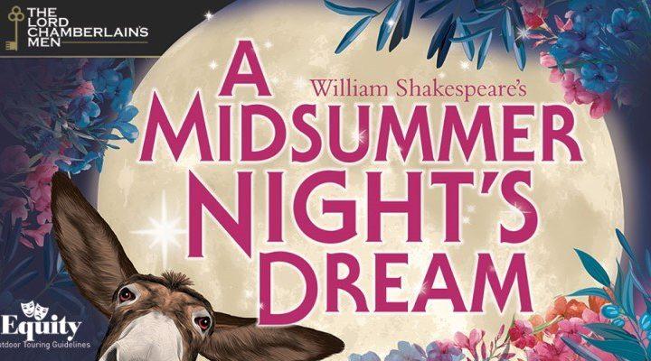 A Midsummer Night's Dream Outdoor Theatre