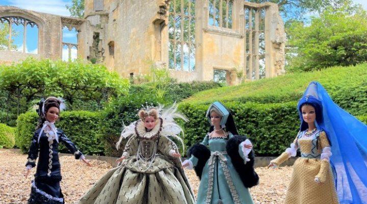 The Change in Ladies Costume Exhibition