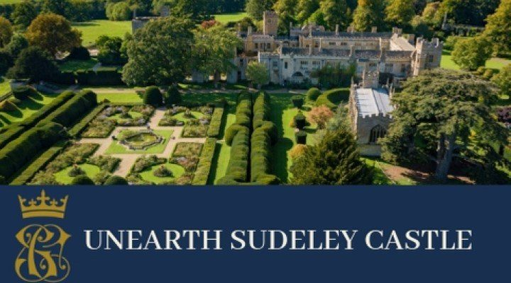 Unearth Sudeley Castle - Archaeological Dig and Tudor Tapas