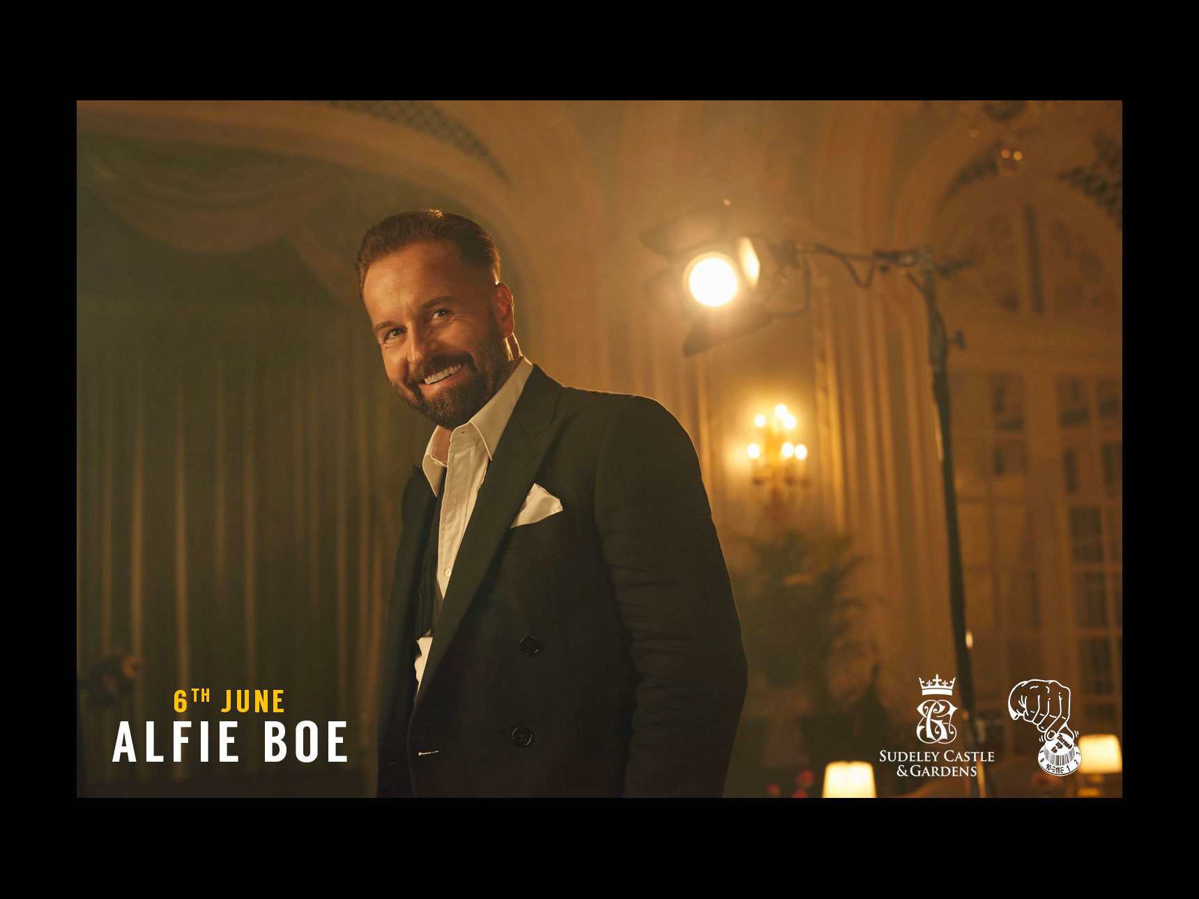 Promotional picture of Alfie Boe
