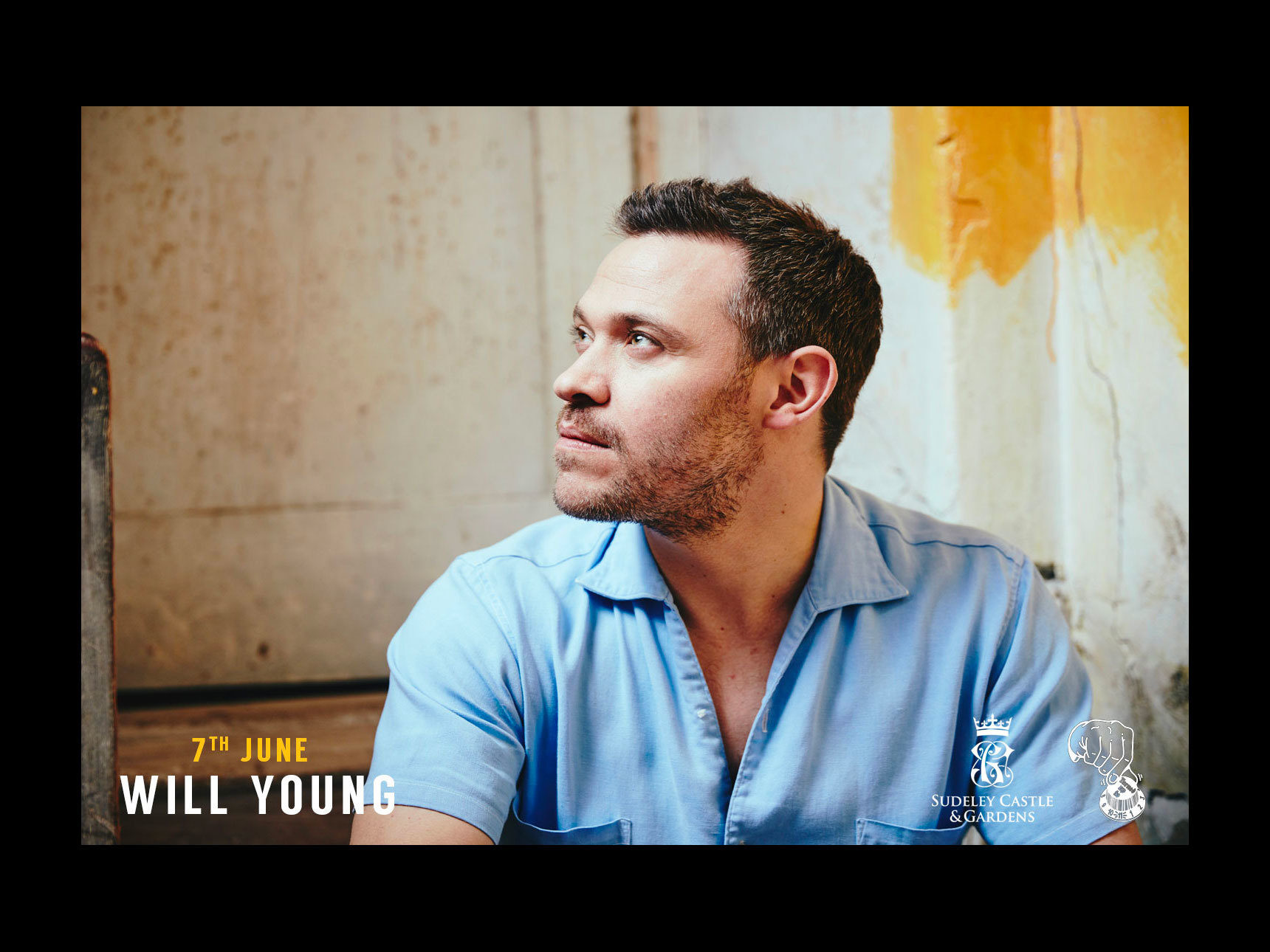 Promotional picture of Will Young.