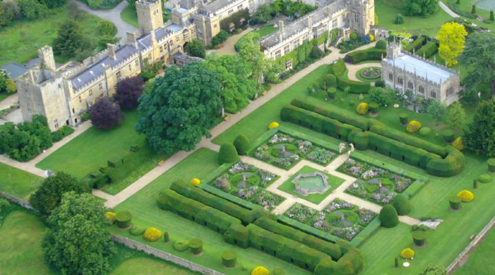 Father's Day at Sudeley Castle