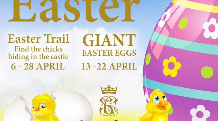 Easter at Sudeley Castle