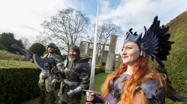 Fantasy Forest Festival at Sudeley Castle